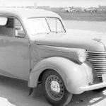 Первый народный автомобиль в СССР КИМ-10