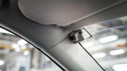 Volvo контролирует состояние водителя