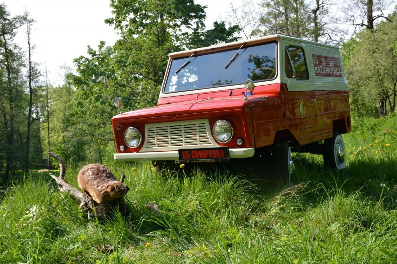 ЗАЗ-969В — первый переднеприводный советский автомобиль
