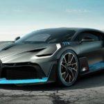 Цена еще не построенного  гиперкара Bugatti Divo  600 млн. рублей