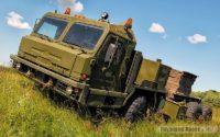 Брянский автомобильный завод и его военные проблемы