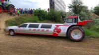Чудо Трактор-лимузин