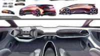 Дизайн будущего автомобиля LADA