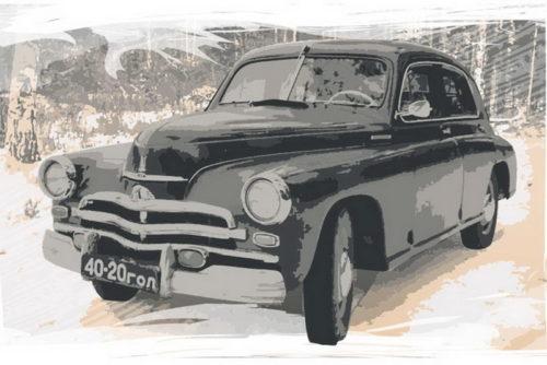ГАЗ М-20 Победа