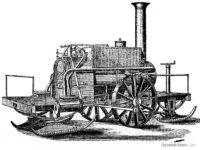 История российского дорожного транспорта