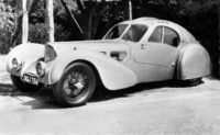 Из истории Bugatti