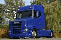 Капотная версия Scania