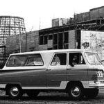 Луганский микроавтобус «Старт»