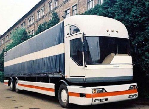 МАЗ-2000 Перестройка