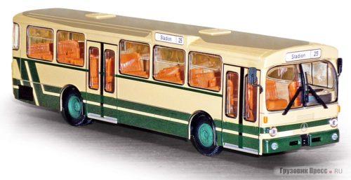 Модели автобусов