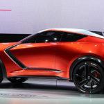 Новое поколение кроссовера Nissan Juke