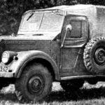 Опытные образцы вездеходов Советского периода