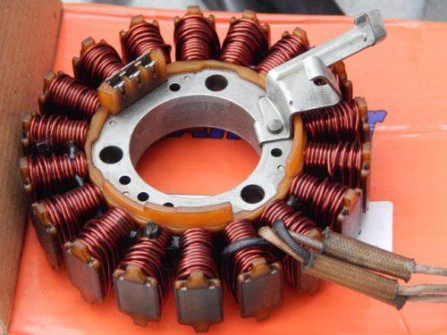 Перемотка обмотоки статора генератора ротора якоря