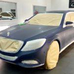 Роскошный  Mercedes-Maybach S-Class