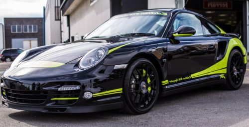 Самые быстрые в истории автомобили Porsche