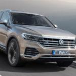 Самый мощный Volkswagen Touareg