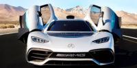 У владельцев гиперкара Mercedes-AMG снимут отпечатки рук