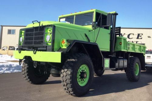 Американские веонные грузовики