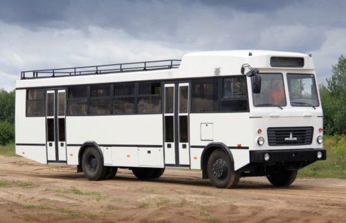 Автобус МАЗ-131 в единственном экземпляре
