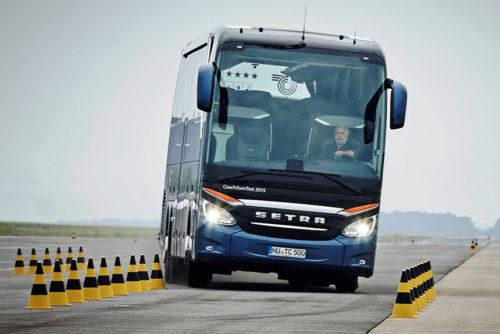 Автобусы и безопасность