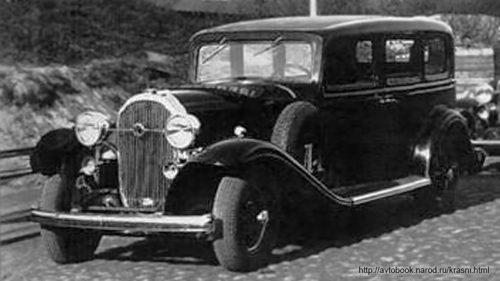 Автомобиль Ленинград-1