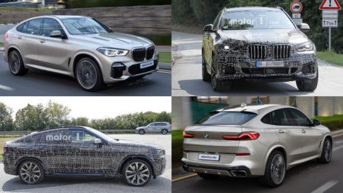 BMW X6 нового поколения