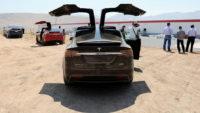 Электромобили давят рынок нефти