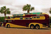 Энтузиасты создали уникальный автобус