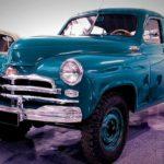 ГАЗ М72 — первый кроссовер в мире
