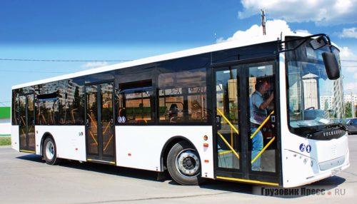 Городской автобус «Волгабас СитиРитм-6270»