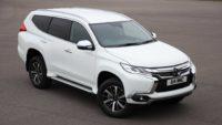 Коммерческая версия Mitsubishi Pajero Sport
