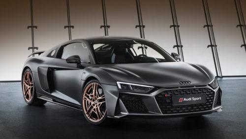 Купе Audi R8 V10 Decennium
