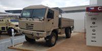 «Квадратный» грузовик Tatra