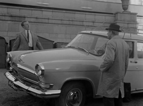 Личные автомобили в СССР