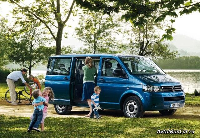 Микроавтобусы и минивэны для семьи