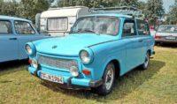 Народный автомобиль из ГДР Trabant 601