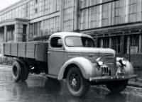 Неизвестные грузовики Советских времен