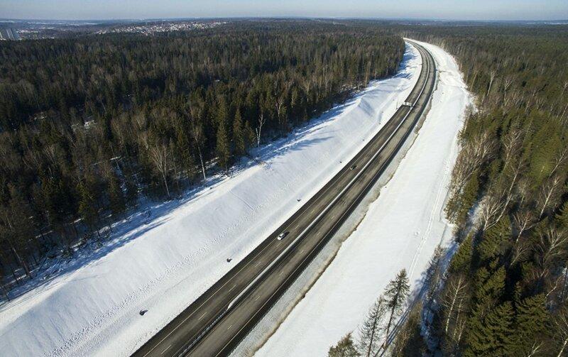 Платные трассы в России - абсурд