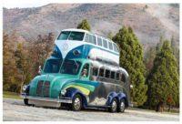 Рэнди Грабб и его волшебный автобус