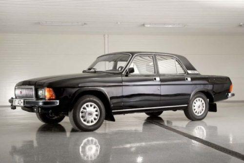 Самый дорогой советский автомобиль