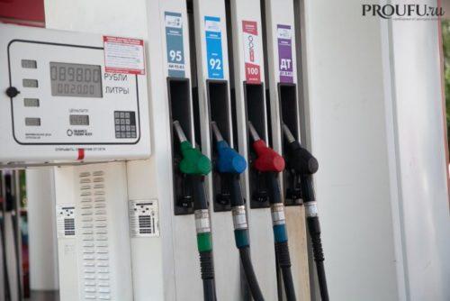 Сколько мы ежемесячно тратим на бензин