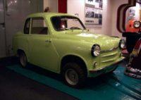 Советская незнакомка из 50-ых ГАЗ-18