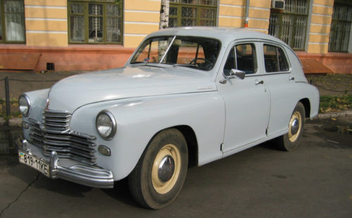 Советские автомобили, которыми можно гордиться