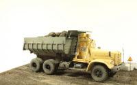 Свинцовый КрАЗ для Чернобыля