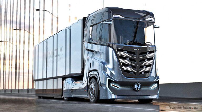 Tesla - электротранспорт и транспорт на водородных топливных элементах