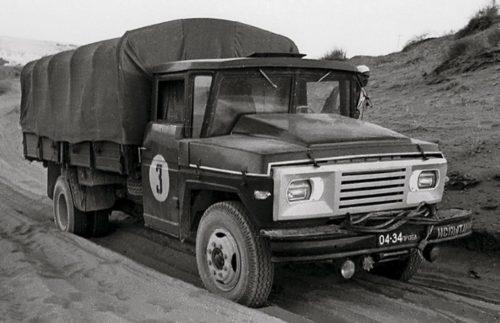 ЗИЛ-130Г в единственном экземпляре