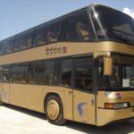 За что автобусам дают звезды
