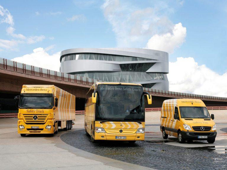 В онлайн-режиме будет отслеживаться грузовой транспорт и пассажирские автобусы
