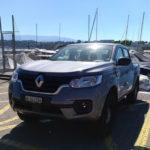 Экстремальный пикап Renault Alaskan Ice Edition