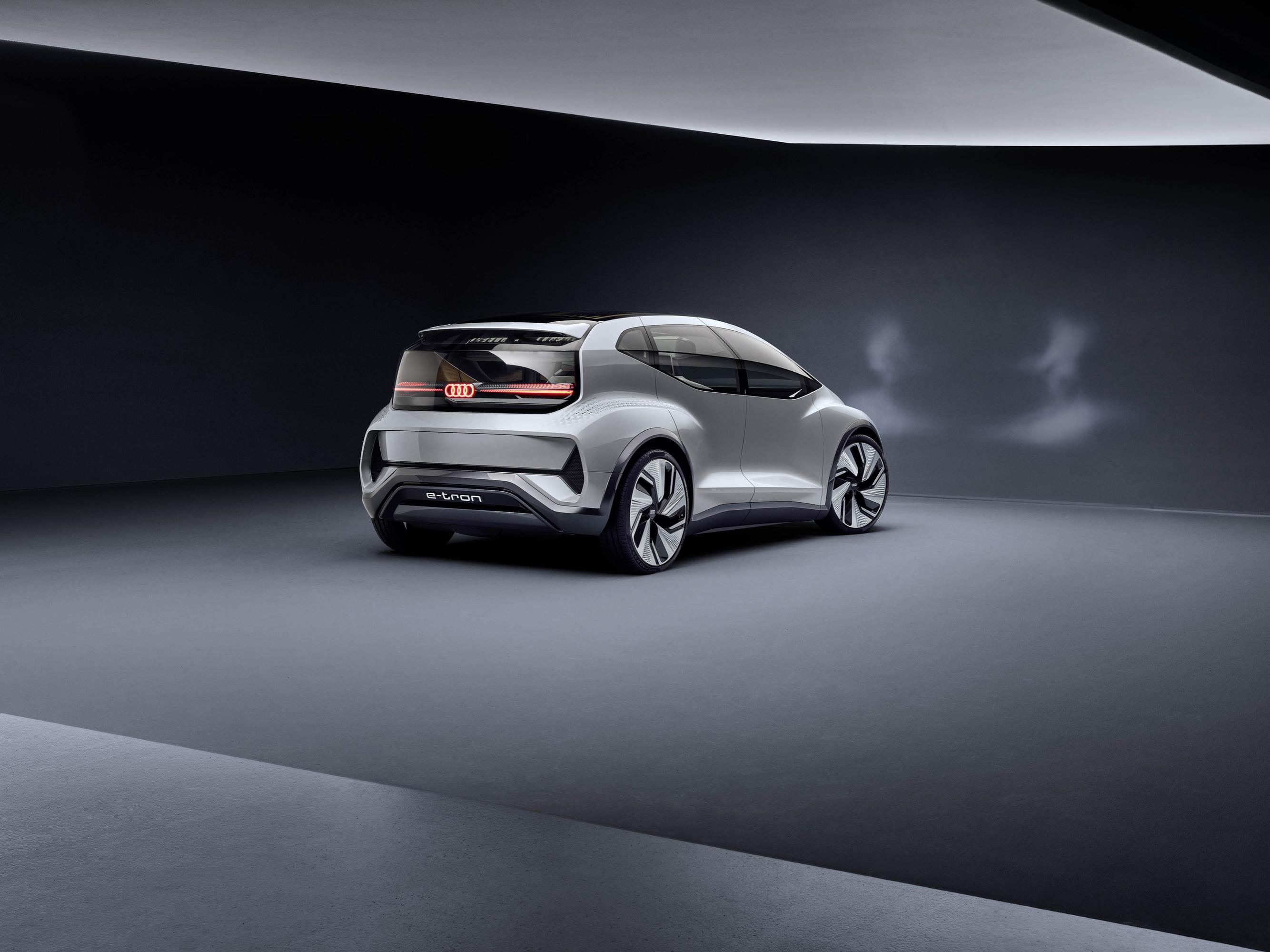 Будущее горожан глазами Audi
